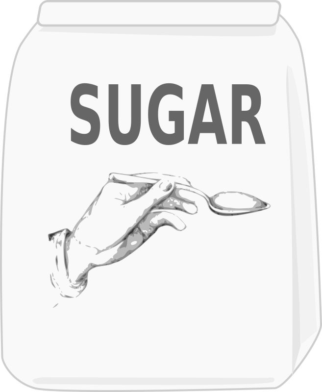 Download Free png Bag of Sugar.