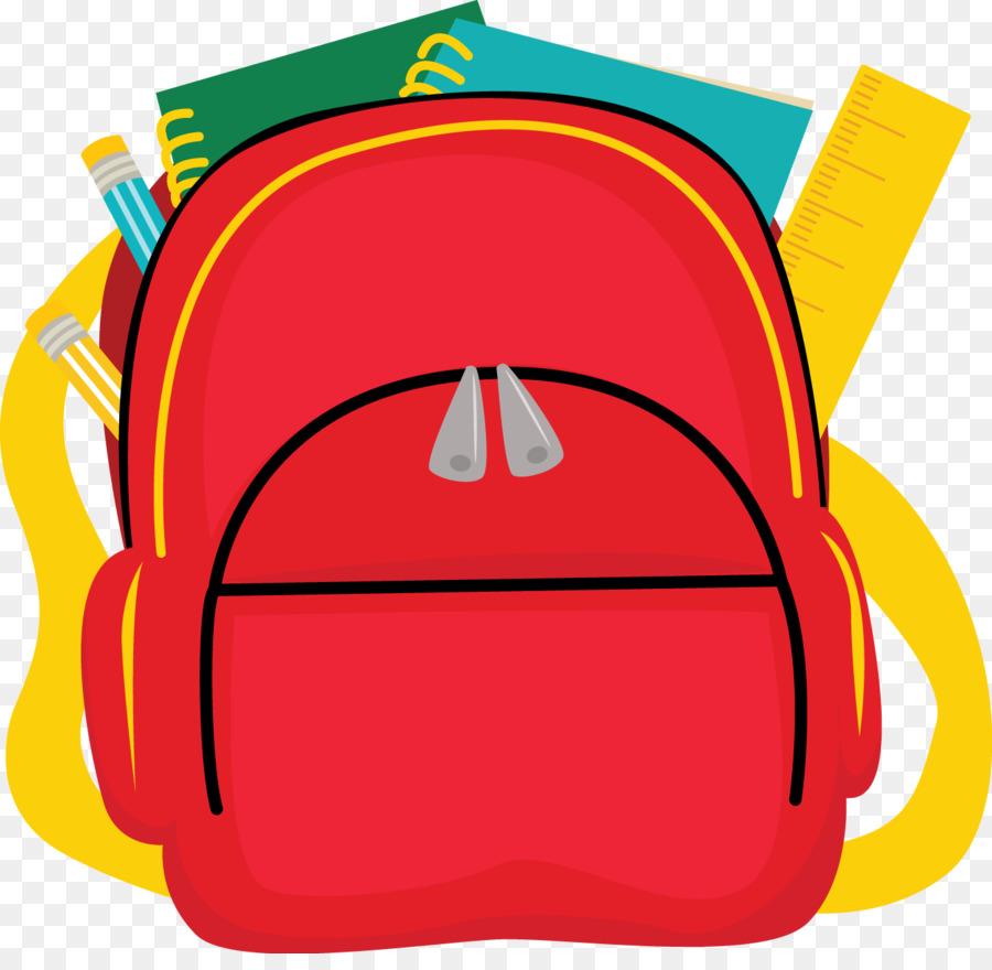 School Bag Cartoontransparent png image & clipart free download.
