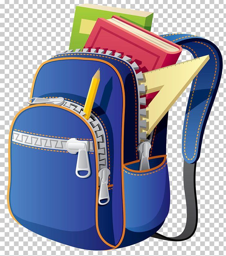 Backpack School Bag PNG, Clipart, Backpack, Bag, Bag Clipart, Blue.