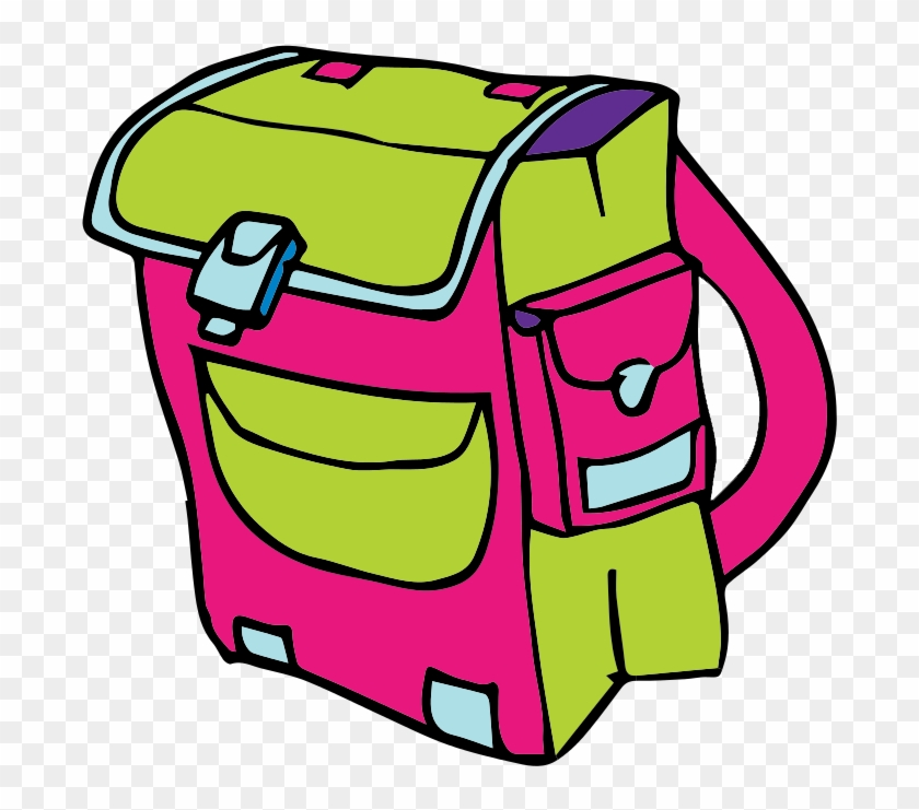 Backpack School Supplies Images Clip Art Clipartwiz.