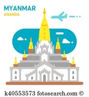 Bagan Clip Art EPS Images. 12 bagan clipart vector illustrations.