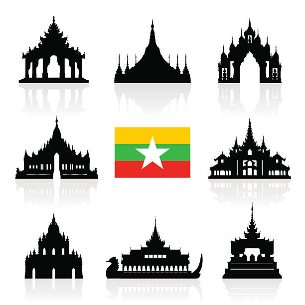 Bagan Clip Art, Vector Images & Illustrations.