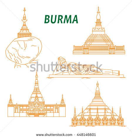 Myanmar Stock Photos, Royalty.