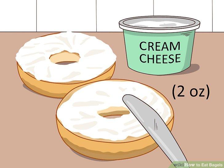 Bagel clipart bagel cream cheese, Bagel bagel cream cheese.