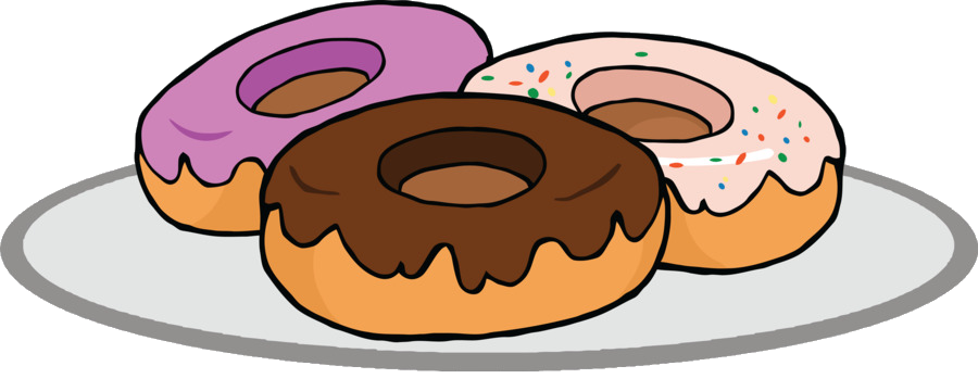Donut Coffee And Doughnuts Donuts Bagel Clip Art Cliparts Png.