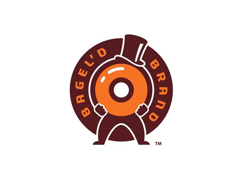 Bagel Logo by Logo Planet Laboratory.