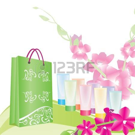190 Packing Bag Flower Cliparts, Stock Vector And Royalty Free.