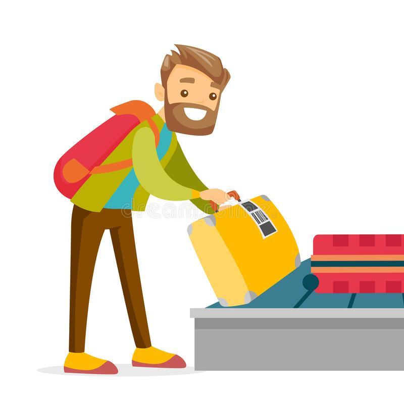 Baggage Claim Stock Illustrations.