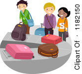 Baggage Claim Clipart.