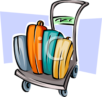 Baggage 20clipart.