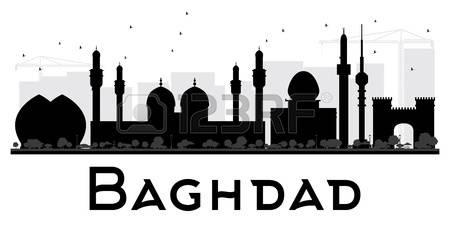 Baghdad Clipart.
