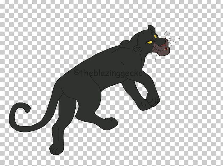 Bagheera Baloo The Jungle Book Black Panther Kaa PNG, Clipart, Art.