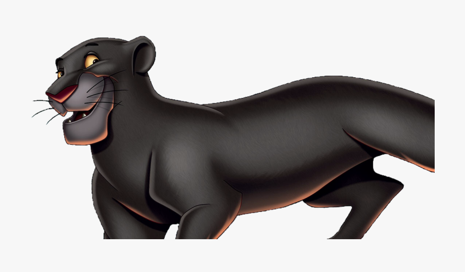 Jungle Book Group Clipart.