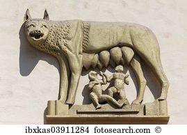 Romulus remus Stock Photo Images. 203 romulus remus royalty free.