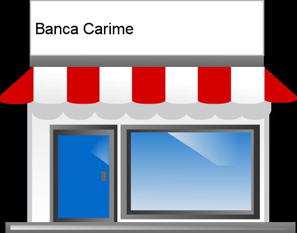 Banca Carime, banca / assicurazione a Bagnara Calabra.