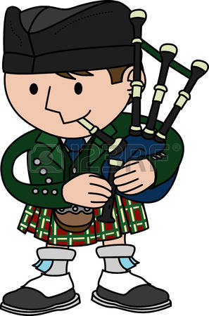 191 Scottish Bagpipe Stock Vector Illustration And Royalty Free.