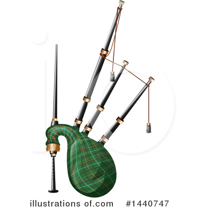 Bagpipes Clipart #1440747.