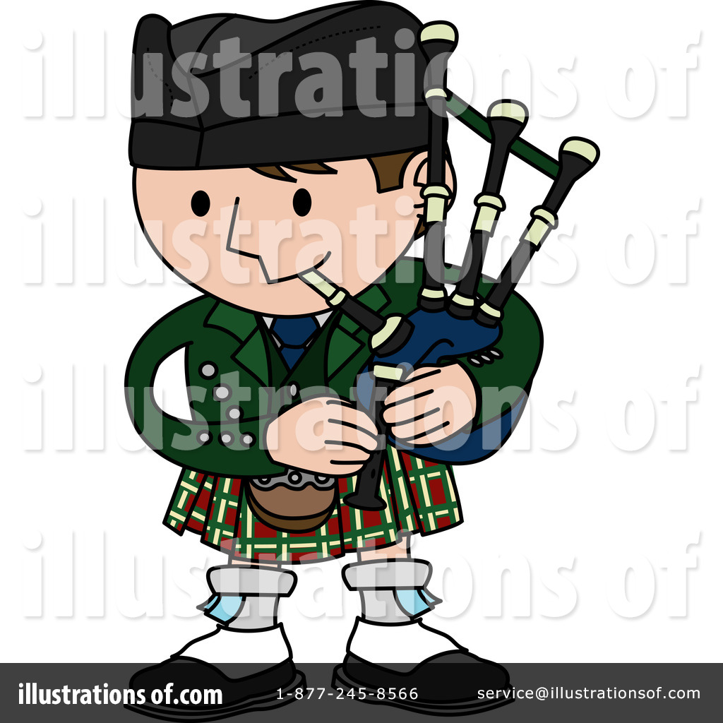 Bagpipes Clipart #24466.