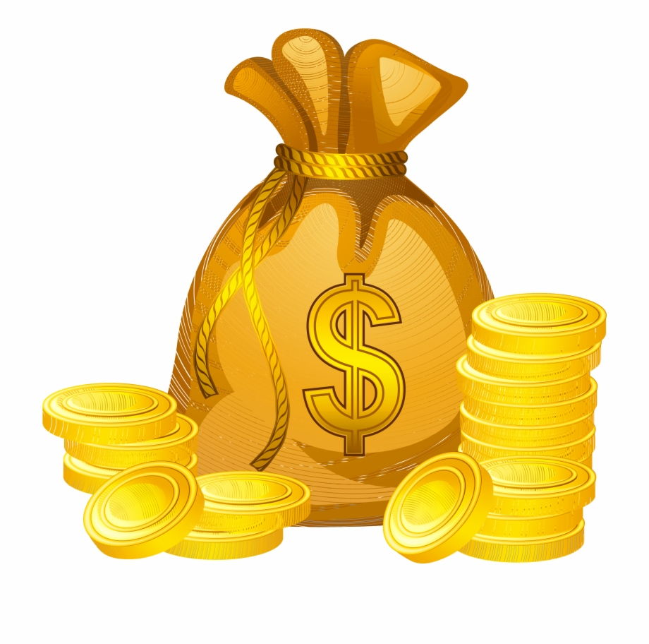 Money Bag Png File.