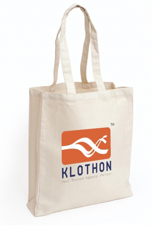 Cotton Canvas Bag.
