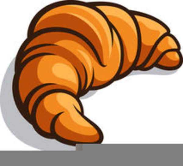 French Baguette Clipart.