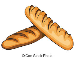 French bread Clipart Vector and Illustration. 8,021 French bread.