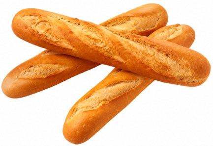 Baguette de pain clipart.