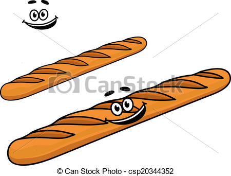 French baguette Clipart Vector and Illustration. 956 French.
