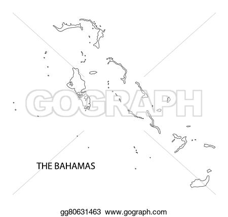 bahamas black and white clipart  Clipground