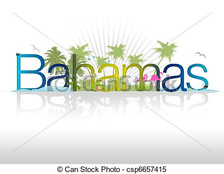 Stock Images of Bahamas.