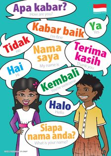 Learn Bahasa Indonesia Online For Travelers. I created this thread.