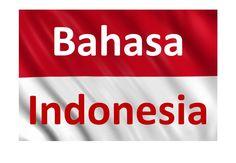 Bahasa Indonesia Clipart.