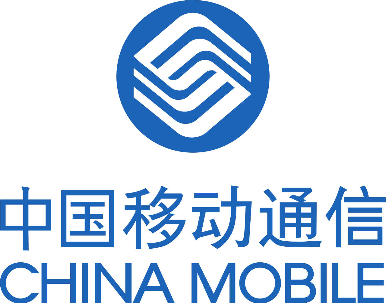 China Mobile Telecom Logo.