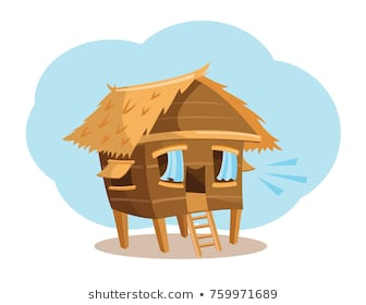 Bahay kubo clipart png » Clipart Station.