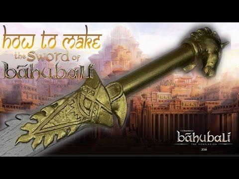 How to make Bahubali Sword.