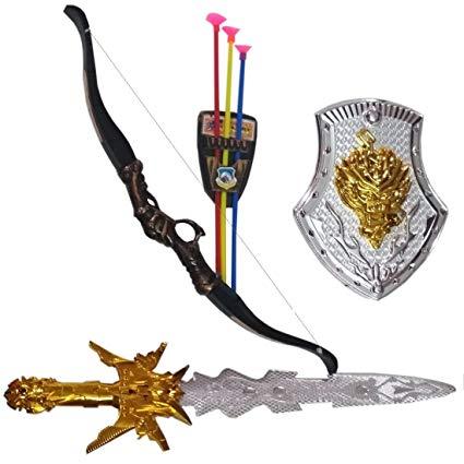 HALO NATION® Bahubali Warrior Set.