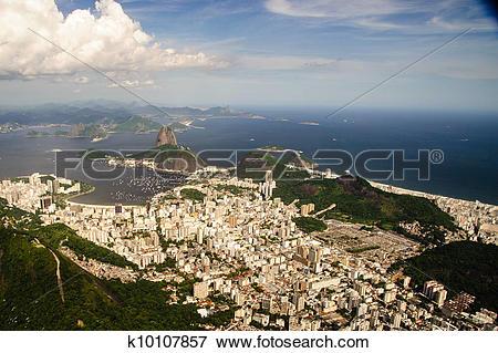 Picture of Baia de Guanabara k10107857.