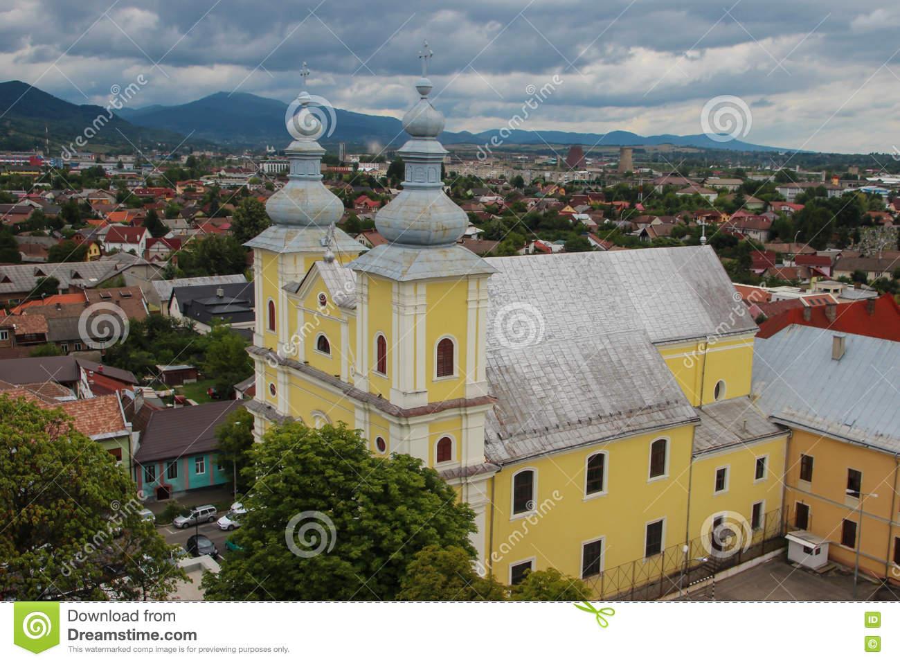 Holy Trinity Roman Catholic Church.