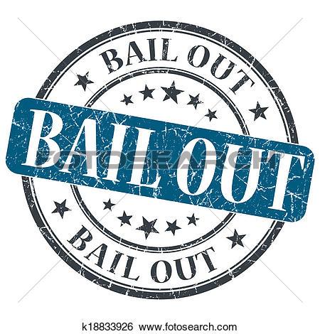 Bail Fine Clip Art.