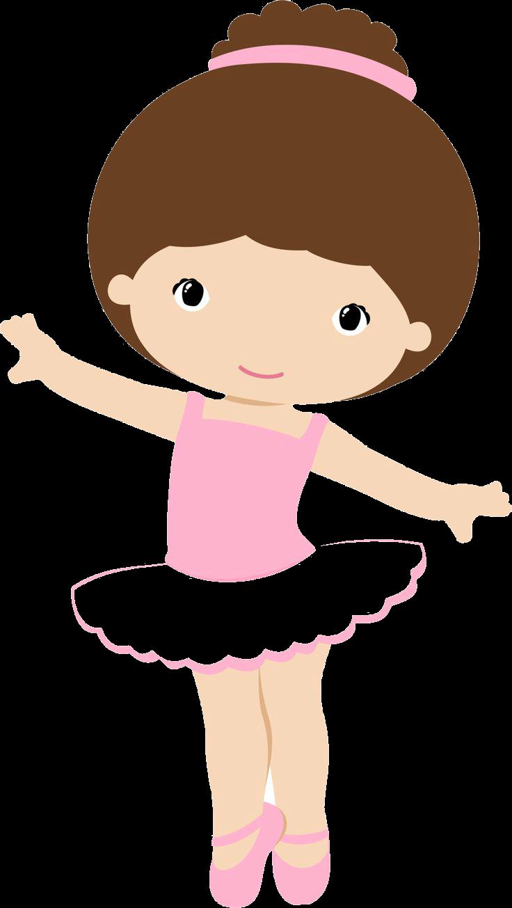 Bailarina png rosa 4 » PNG Image.