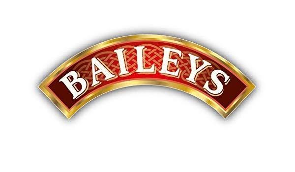 Amazon.com: Baileys Irish Cream Logo Set of 2 Car Bumper.