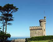 Stock Photography of Baiona. Pontevedra province. Galicia. Spain.