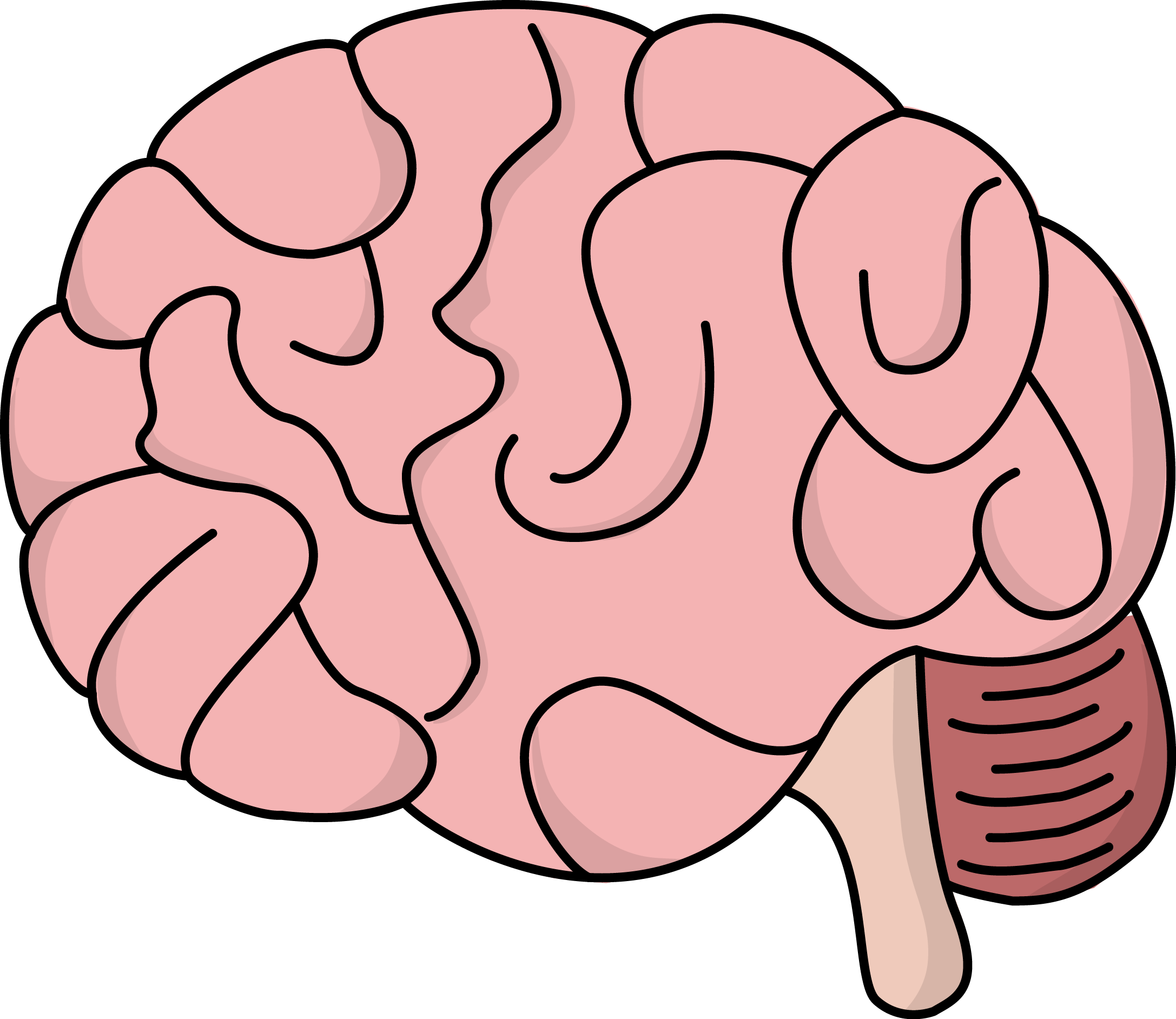 Clipart Of Brain Clip art of Brain Clipart #733 — Clipartwork.