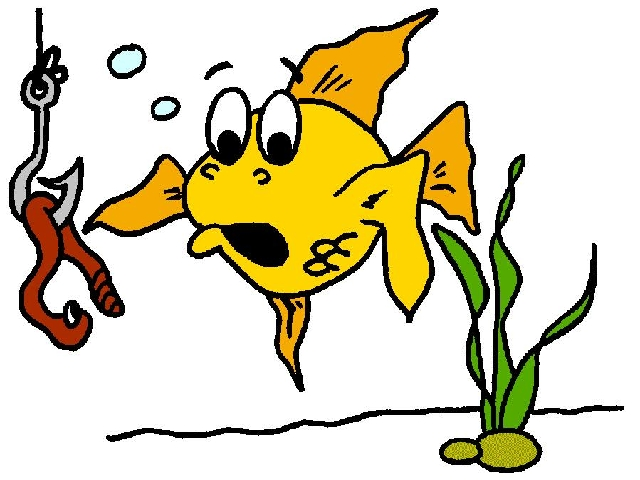 Cartoon Fishing Images.