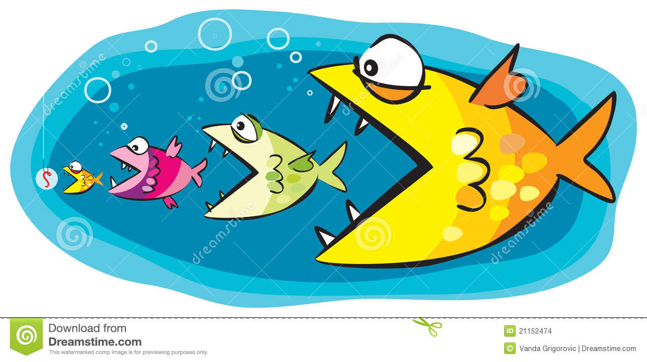 Cartoon Fish Hook Stock Illustrations.
