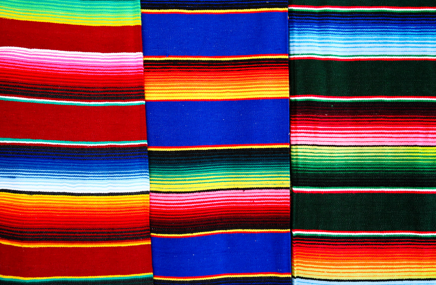 Mexican Blanket Clipart.