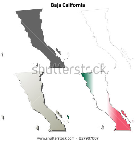 Baja Food Clipart.