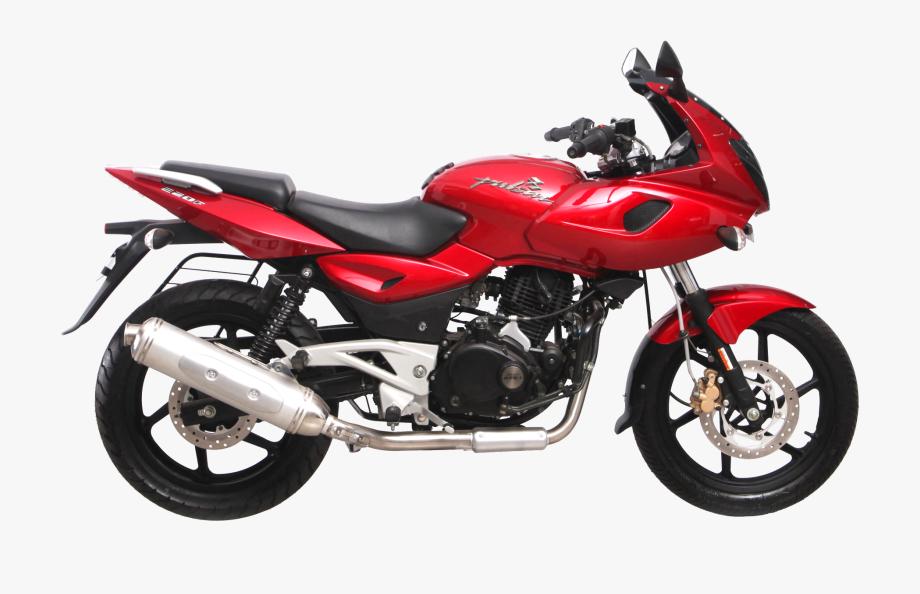 Motorcycle Clipart Bajaj.