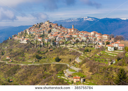 "ligurian_villages"" Stock Photos, Royalty."
