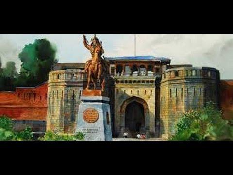 Bajirao Peshwa's Statue in front of Sanivarwada Fort.